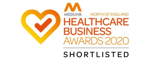 Radar Healthcare Shortlisted in the Medilink North of England Healthcare Business Awards 2020