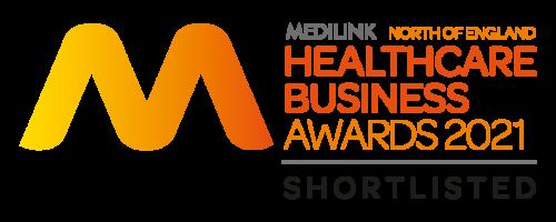 Radar Healthcare shortlisted for 2 awards at the Medilink North of England Healthcare Business Awards 2021